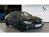 2014 BMW 4 Series 420d xDrive Sport 2dr Diesel Coupe Coupe Diesel Manual