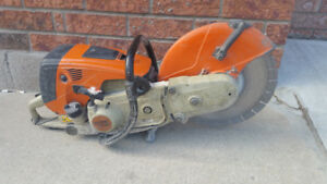 Concrete Saw Stihl TS700