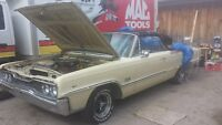 1966 Dodge Polara Convertible 318 wideblock