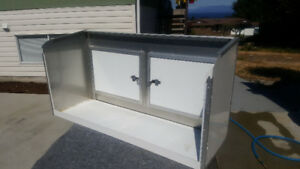 Tool Box For enclosed trailor