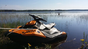 Trade my 2014 DS 450 for seadoo spark with trailer