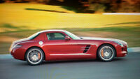 2011-15 Mercedes-Benz SLS AMG Coupe Top $ Paid