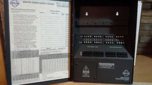 Pelco CCTV Master Power Supply for Security Cameras (16 Output)