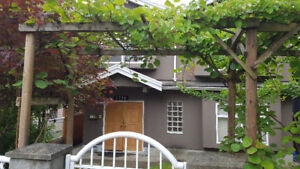 Room in 2 bed 1 bad garden suite near Commercial Drive