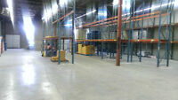 Warehouse Storage for rent