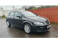 DEC 2011 SEAT LEON S 1.4 *43000 MILES*FINANCE FROM £23 A WEEK*