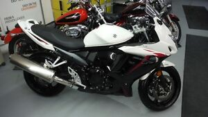 2010 Suzuki GSX 650F ABS Break