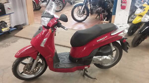 SOLD! Kymco People 125S For Sale