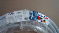 """3/4"""" SuperPex pipe (hose) about 50 ft left"""