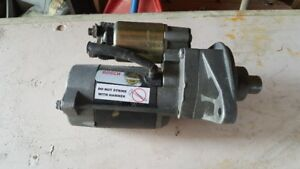 Ford Diesel engine starter