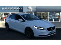 2017 Volvo V40 D2 [120] Momentum Nav Plus 5dr Diesel Hatchback Hatchback Diesel