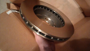 2 BRAND NEW Monroe Brake Rotors - Ford Explorer/Ranger