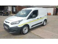 2015 65 FORD TRANSIT CONNECT SWB L1 H1 PREMIUM AIR CON TDCI 220 WITH SIDE LOADIN