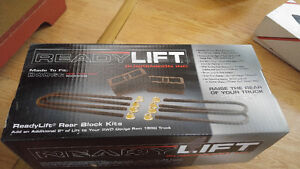 Ready Lift Rear block kit Peterborough Peterborough Area image 1