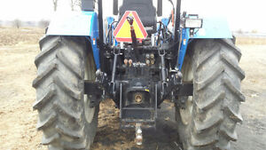 NEW HOLLAND T5070 LOADER TRACTOR / READY TO WORK / ***455HRS*** London Ontario image 4