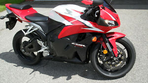 09 Honda CBR600RR for sale