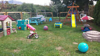 BROCK DAYCARE - 1 full time space available for a child age 1-5