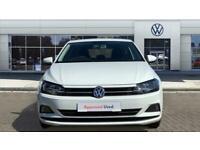 2018 Volkswagen Polo 1.0 TSI 95 SE 5dr DSG Petrol Hatchback Auto Hatchback Petro