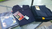 Navy Blue Work Clothes