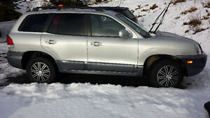 NEW PRICE NEEDS GONE 2006 Hyundai Santa Fe SUV, Crossover