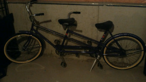 CCM esprit tandem bike (bike for 2)