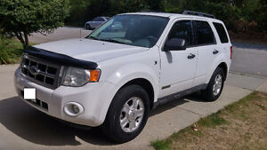 2008 Ford Escape Hybrid All Wheel Drive SUV