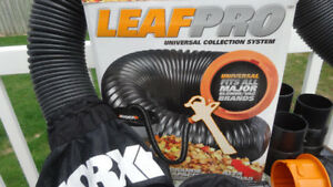 WORX Leaf Pro Collection System for All Major Brands Blower/Vac