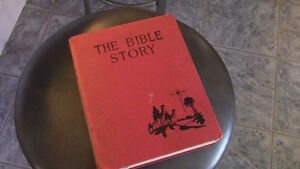 Five Vintage Bible-Related Books for Children Kitchener / Waterloo Kitchener Area image 4