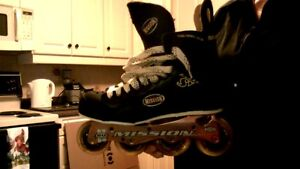 Genuine Mission Roller Hockey Skates  Proto sv 5.3 Violator