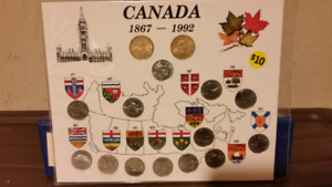 Provincial Coin Set