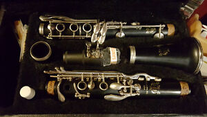Serviced Yamaha, Vito clarinets