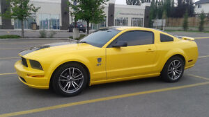 2005 Ford Mustang GT low km's!!