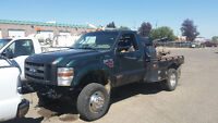 2009 Ford F-350 FOR PARTS.