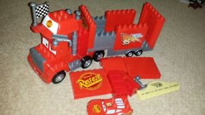 Kids toys - Airport, Mack and Dragon