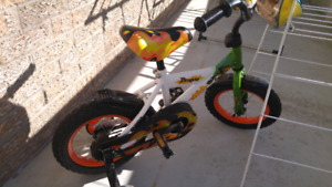 Brand new 14 inch kids bike