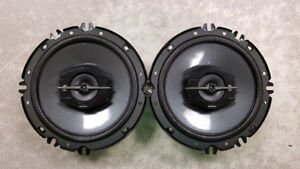 "Sony Xplod 6.5"" Coaxial Speakers"