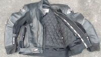 Joe Rocket Blaster Jacket, armor + zip in liner size 50 (L-XL)