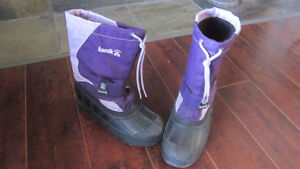 Newer Kamik Size 6 boots