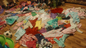18 month to 2t girls clothes