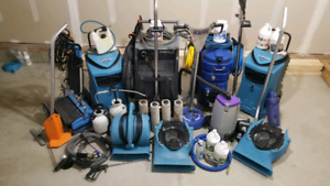Carpet Cleaning Business (Including Clients) For Sale!!!