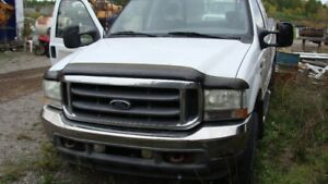 2003 Ford F-350 Pickup Truck good for parts or fix 6.0 L engine