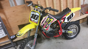 Reduced! 2010 COBRA cx50jr mx motocross dirtbike crf50 pw50