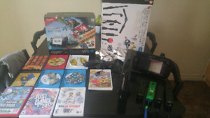 Wii U bundle with tons of extras 32GB