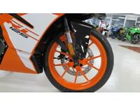 2017 KTM RC 125 17 RC125 ABS Learner Legal Nationwide Delivery Available