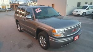 GMC YUKON DENALI 4X4 *** LOADED SUV *** SALE $8995