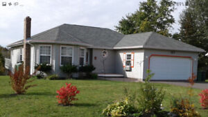 Beautiful House for Rent in Charlottetown.  Available Nov. 1st