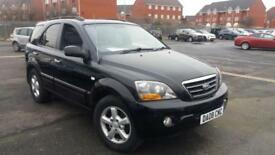 2008 08 (FACELIFT) KIA SORENTO 2.5 CRDi XS,GREAT VALUE.2 KEYS,S/H.TOWBAR.FINANCE
