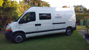 Renault Master LWB 2005 automatic Waterford West Logan Area Preview