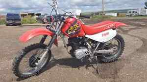 XR80 with XR100 motor