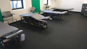 Physiotherapy or Rehab space rental by the hour